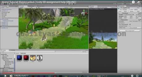 unity 3d assignment help, game development quality assignment help